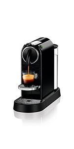 Nespresso DeLonghi Pixie EN125S - Cafetera monodosis de ...