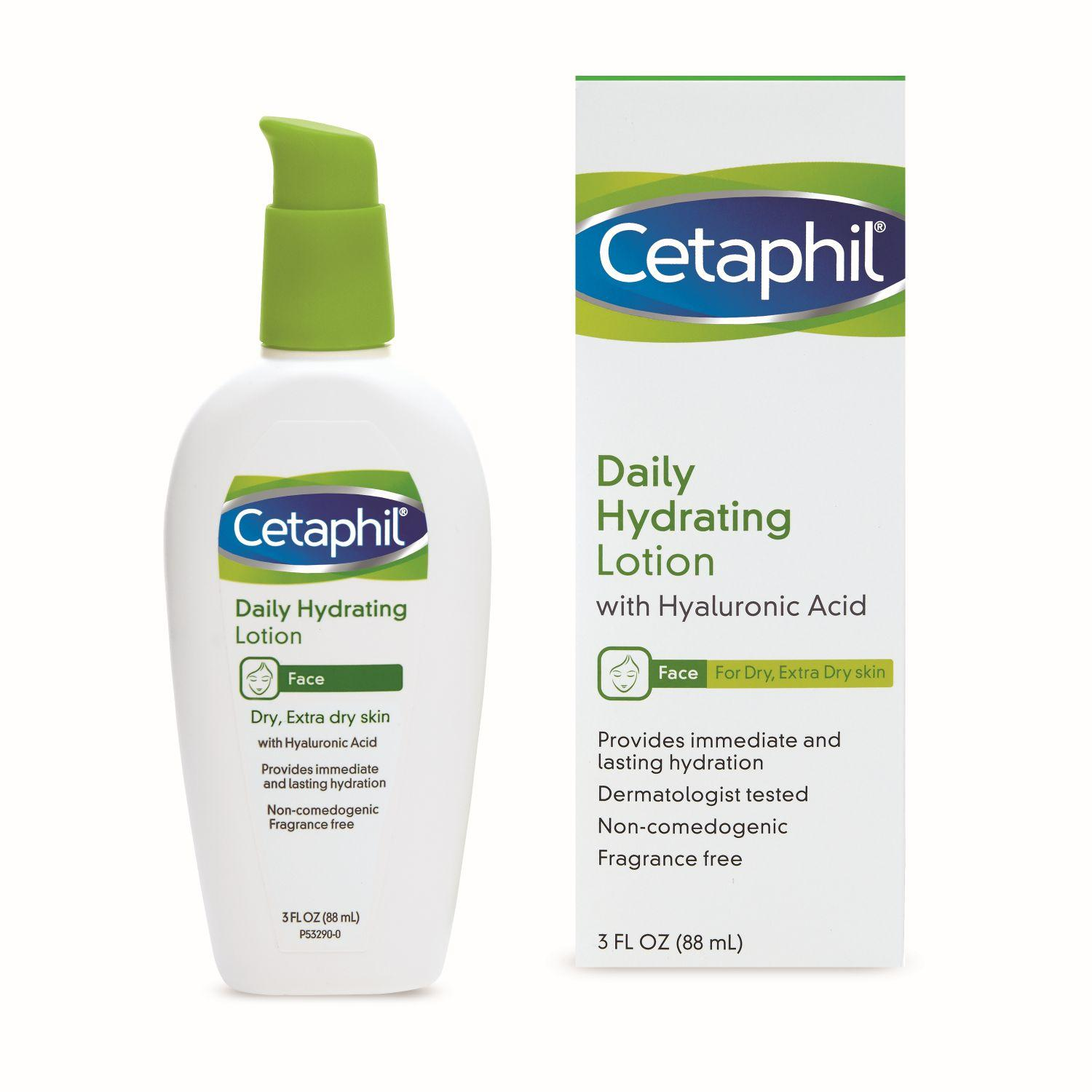 USING CETAPHIL BODY CREAM ON FACE
