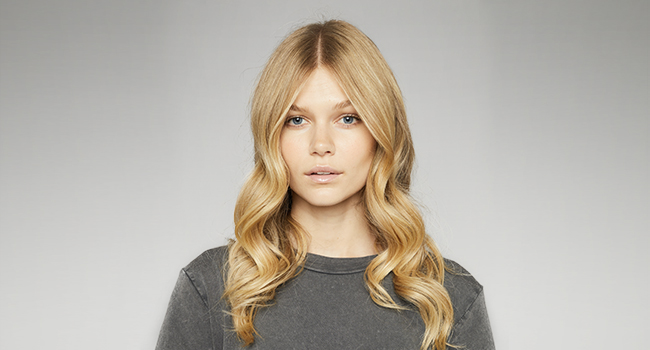 Allow your hair to cool before styling for long-lasting  results.