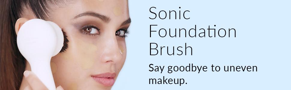 Sonic Foundation Brush