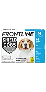 M Frontline Shield For Dogs