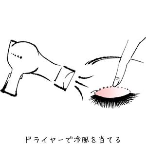 ローヤルプチアイム 使用方法 液をよく乾かし皮膜を作ります
