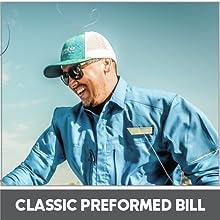 Classic Preformed Bill