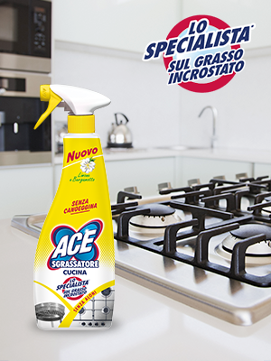 ace kitchen degreaser