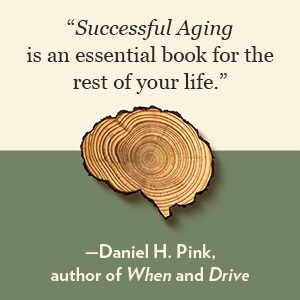 Successful Aging, Daniel J Levitin, Nurse Gift,Office Gifts, Healthcare, Wellness Books, Aging