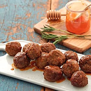 sweet and spicy, meatballs, Superbowl appetizers,