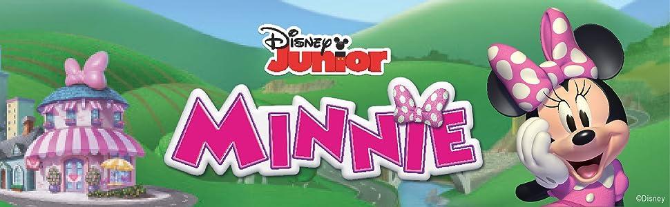 Minnie Mouse, Minnie, Disney, Disney Junior, Trunk, Dress Up, Dresses
