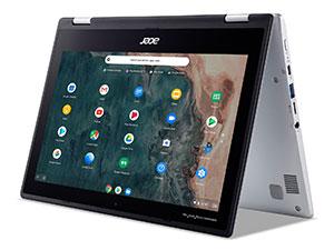 Acer Chromebook Spin 311 Amazon Choice Convertible Gorilla Touch 11.6 Celeron CP311-2H
