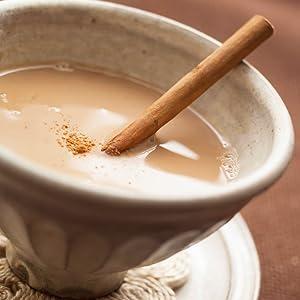 豆乳チャイ