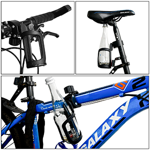 360°Multi-functional Water Cup Holder Outdoor Bicycle Cycling Baby 3840