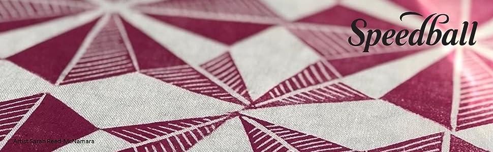 Amazon Com Speedball 003582 Transparent Extender Base For Fabric