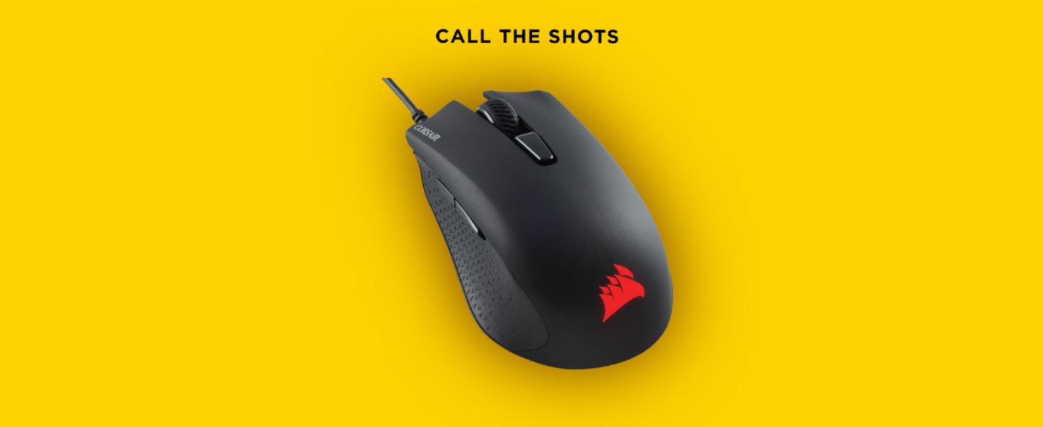 HARPOON RGB PRO FPS/MOBA Gaming Mouse