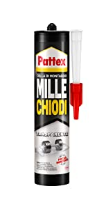 Kleef Kiwi, eenvoudig aan te brengen, door Pattex