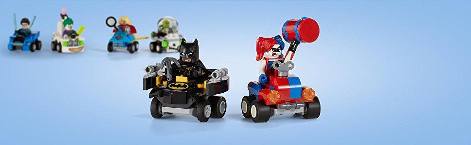 LEGO Super Heroes - Mighty Micros: Batman vs. Harley Quinn (76092 ...