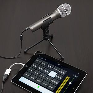 Q2U with iPad