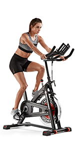 Schwinn IC3 Indoor Cycling Bike Home Fitness Workout Exercise