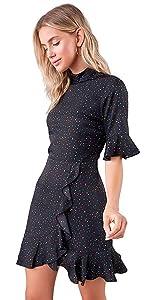 reece dress 3/4 sleeve
