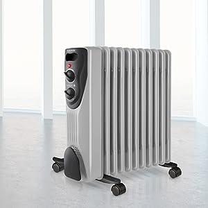 Radiador de aceite calefaccion