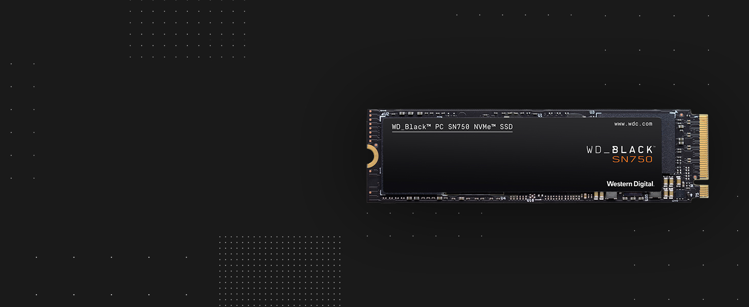 SN750 SSD