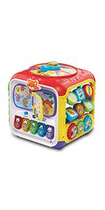 Amazon.com: VTech Sit-to-Stand Learning Walker, Pink: Toys ...