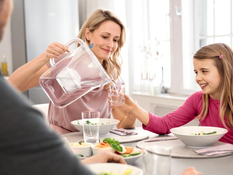 BRITA une eau du robinet plus pure*