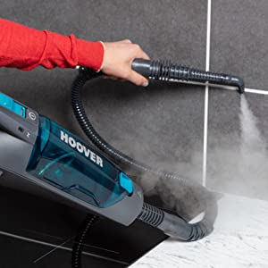 steam capsule 2in1 steam mop removable handheld