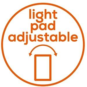 Adjustable position