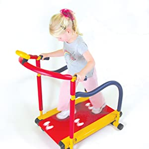 Weight Bench Exercise Equipment For Kids Child Safe Fun Fitness Strength Train