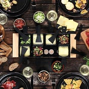 Partyclette XL 852044 Boska Holland Cheesewares