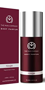 Rouge Deo, Body perfume
