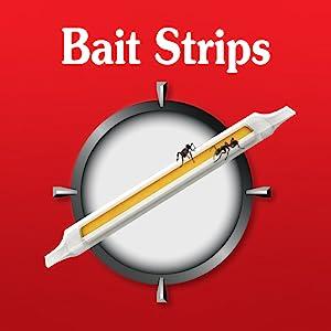 Bait strips