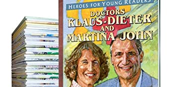 Heroes for Young Readers, Picture books, illustrated books for children, missions, heroes