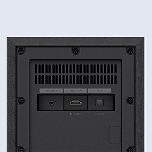 HDMI ARC connectivity