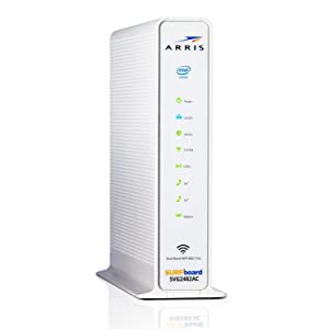 ARRIS SURFboard SVG2482AC Voice Internet & Wi-Fi Cable Modem for Xfinity