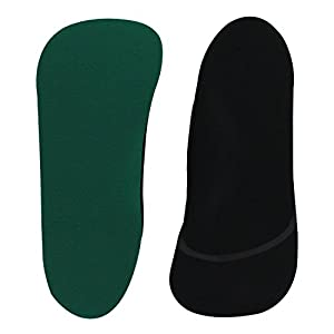 Spenco Rx Arch Cushion 3/4 Length Comfort Support Shoe Insole