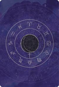 Black Moon Astrology Cards: Susan Sheppard, Jane Marin