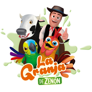 La Granja de Zenón - Peluche Musical Vaca Lola (Bandai, 80014 ...