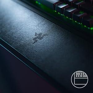 Razer BlackWidow V3 (Green Switch) – Teclado Gaming con interruptores mecánicos (táctil y Clic, Teclas ABS, Teclas Multimedia, iluminación RGB Chroma) ...