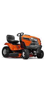 Amazon.com: Husqvarna yth1942 Patio de equitación Tractor ...