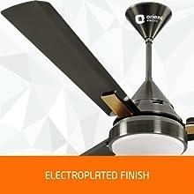 Electroplated Finish