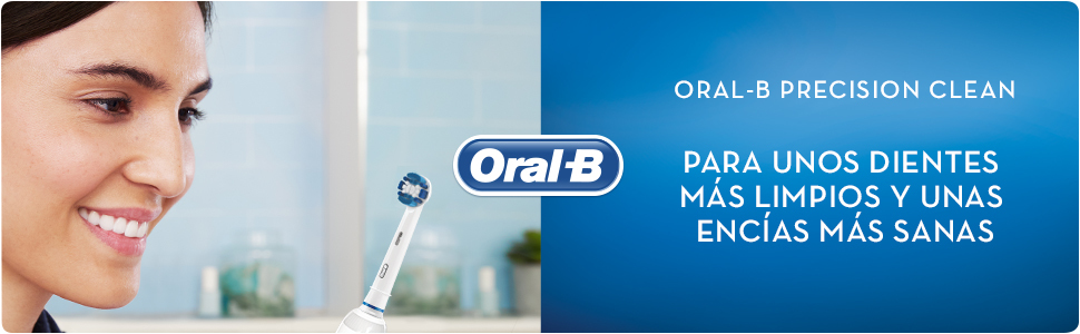 Oral-B Precision Clean Cabezal de Recambio 8+2 uds.: Amazon.es ...