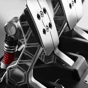 Magnetische pedaalset, druksensor, loadcell, load cell, racesimulator, Thrustmaster