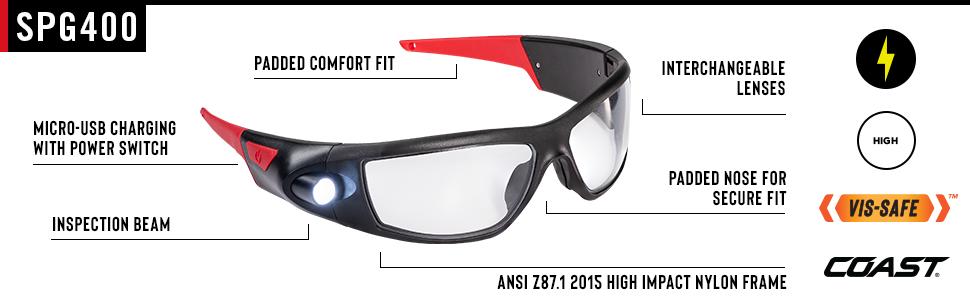 spg400 specs