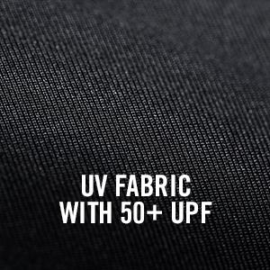 UV Fabric with 50+ UPF
