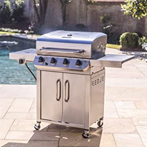 char;broil;charbroil;gas;grill;liquid;propane;LP;natural;exclusive;weber;nexgrill;stainless;steel