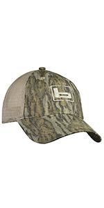 2aa3b08be Amazon.com: Banded Hunting Cap - Bottomland w/b Logo: Sports & Outdoors