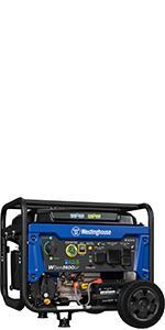 4000 watt dual fuel portable generator