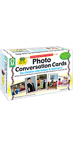 Key Education: Photo Conversation Cards