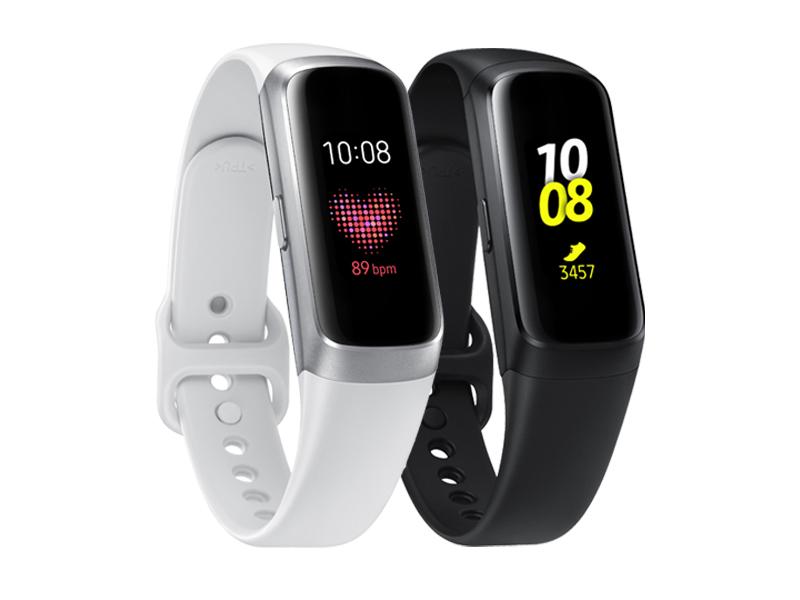Samsung Galaxy Fit Black (Bluetooth), SM-R370NZKAXAR – US Version with Warranty