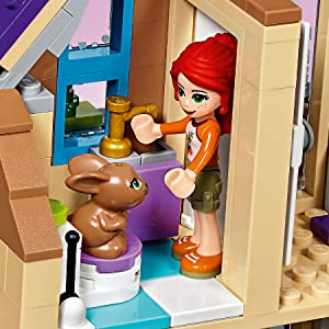 LEGO, house, Friends